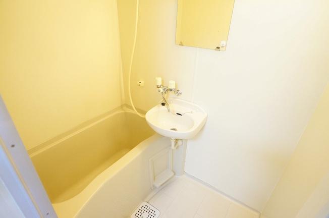 【浴室】ハーモニーパレス中山