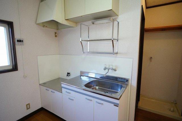 【キッチン】ホワイトハウスVI・Ⅶ