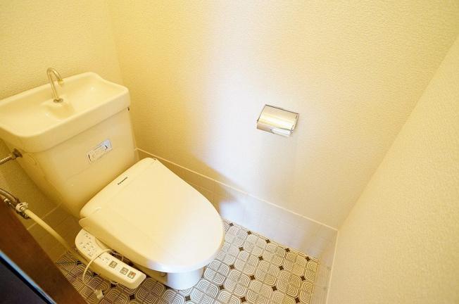 【トイレ】コーポマルイⅠ