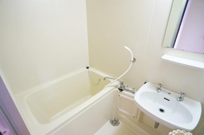 【浴室】コーポマルイⅠ