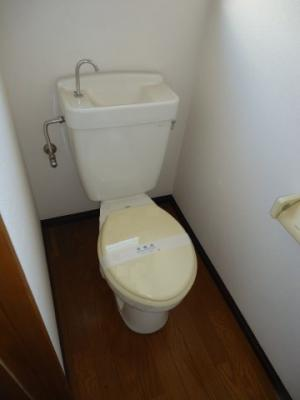 【トイレ】コーポ坂本