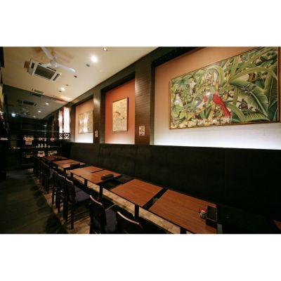 ARTK'S大名(アートケイズ大名)5F 大人数対応可のテーブル席