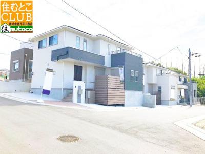 【前面道路含む現地写真】神戸市垂水区舞多聞西町 全5区画 新築戸建
