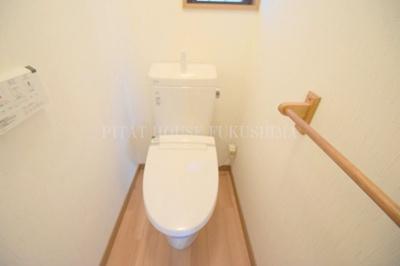 【トイレ】杉浦邸