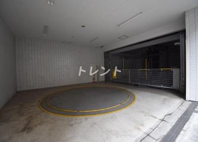 【駐車場】レジディア勝どき