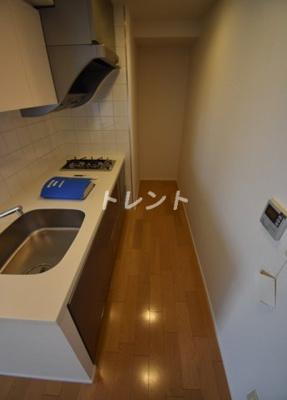 【キッチン】レジディア勝どき