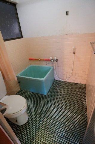 【浴室】第一コーポ上田