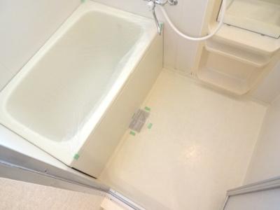 【浴室】ハイツ翠香