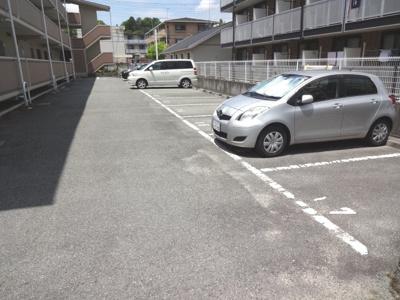 【駐車場】アーバンヒルW