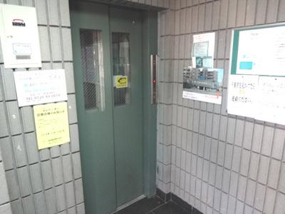 【設備】ジャルダン三田3番館