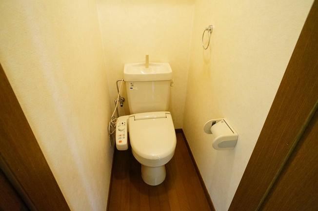 【トイレ】コーポロベリア
