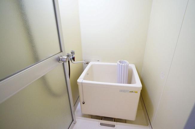 【浴室】第一西山荘