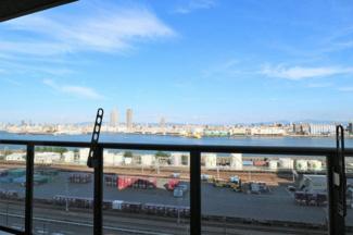 11階ですので眺望も良好です♪