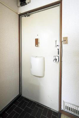 【玄関】ハイツ石丸