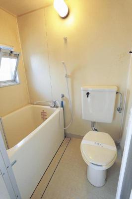 【トイレ】ハイツ石丸