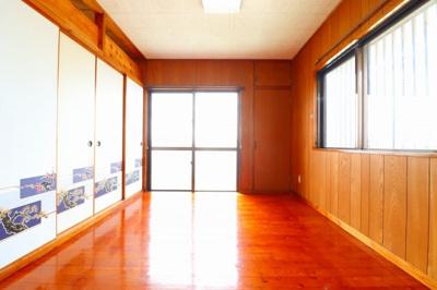 【居間・リビング】堀川アパート