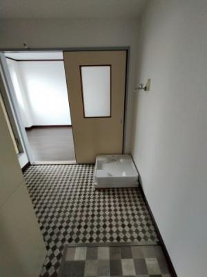 【玄関】セブルハウス