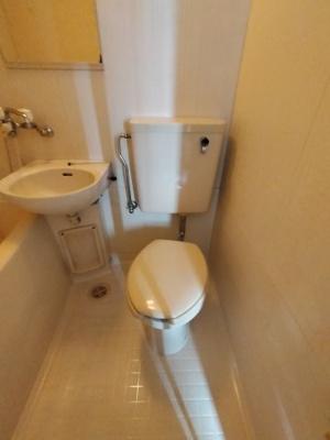 【トイレ】セブルハウス