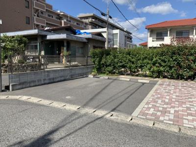 【駐車場】富田貸家
