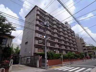 【外観】ローズハイム東陽町 3階 リフォーム済 東陽町駅6分