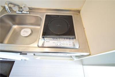 【キッチン】サンパレス布施