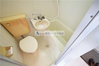 【浴室】サンパレス布施