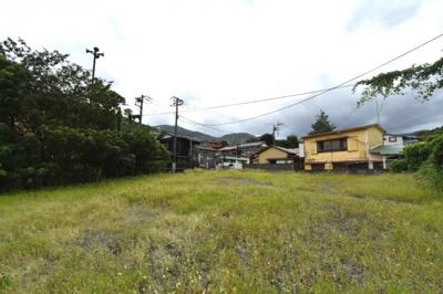 【外観】湯河原町徒歩17分の1500平米以上の広さの土地