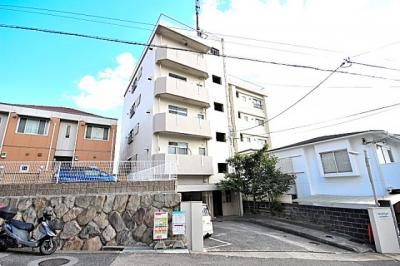 【外観】六甲ロイヤルマンション