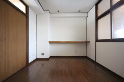 【居間・リビング】六甲ロイヤルマンション