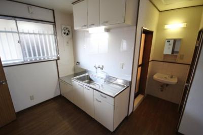 【キッチン】六甲ロイヤルマンション