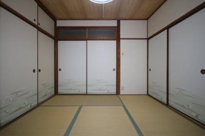 【寝室】六甲ロイヤルマンション