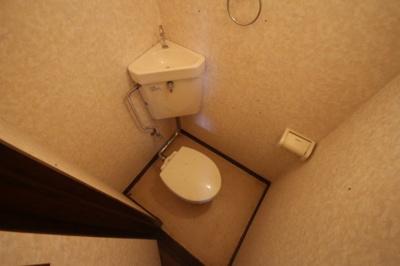 【トイレ】六甲ロイヤルマンション