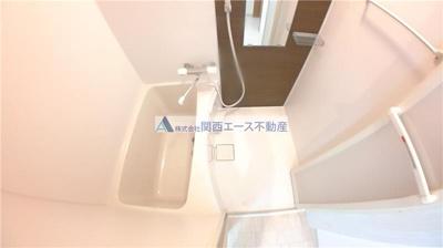【浴室】ノイヴェル布施