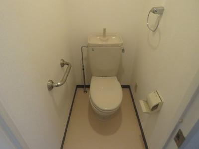 【トイレ】グランディールレーベ