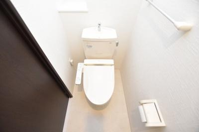 【トイレ】エレガントレジデンス中之島