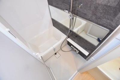 【浴室】エレガントレジデンス中之島