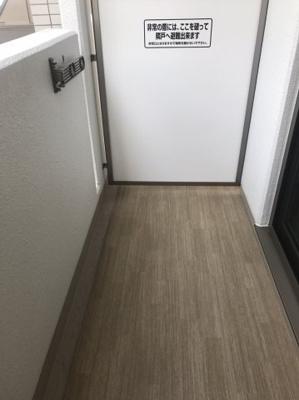 【バルコニー】エスパシオ・コモド大阪新町