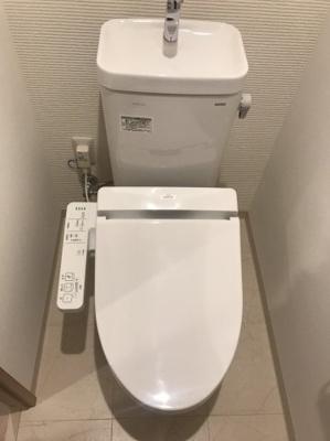 【トイレ】エスパシオ・コモド大阪新町