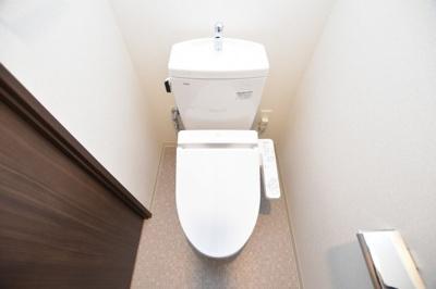 【トイレ】プレサンス本町エクストラ