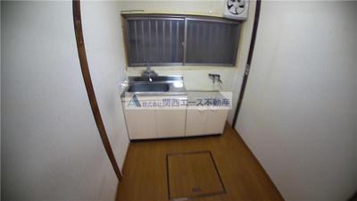 【キッチン】御厨東2丁目貸家
