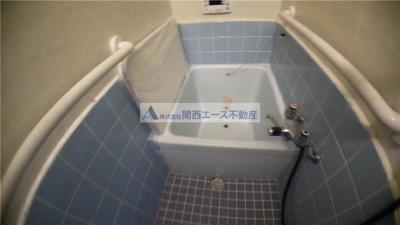 【浴室】御厨東2丁目貸家