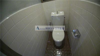 【トイレ】御厨東2丁目貸家