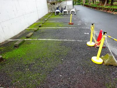 【駐車場】リバーハウスA