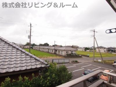 【展望】ファンテン・ヴィラ D