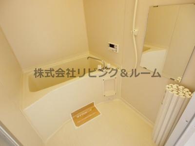【浴室】ファンテン・ヴィラ D
