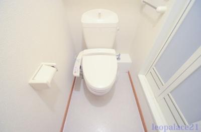 【トイレ】レオパレスキャピタル平松(34428-204)