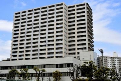 【外観】オーベル東陽町サウシア 東陽町駅5分 平成19年築