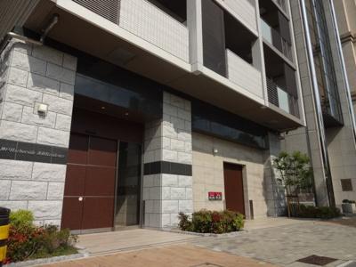 【エントランス】神戸Harborside 萬利Residence