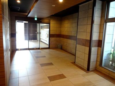 【その他共用部分】神戸Harborside 萬利Residence