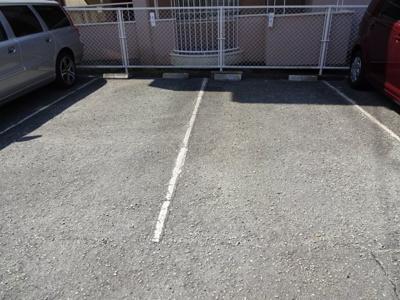 【駐車場】ガーデンハイツ オカマチ